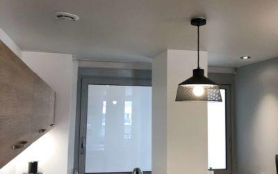 Plafond tendu à Maizières-les-Metz