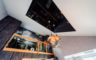 Plafond tendu au Luxembourg