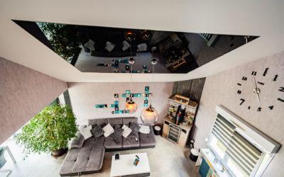 Plafond tendu en Belgique