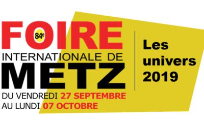 Foire internationale de Metz